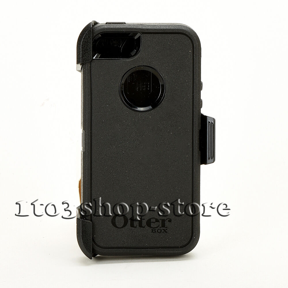 otterbox iphone 5s case otterbox defender shell w holster belt clip fo 8049