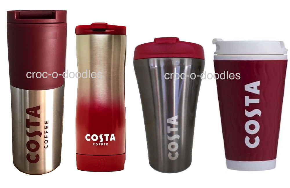 Costa Coffee Thermal Travel Mug