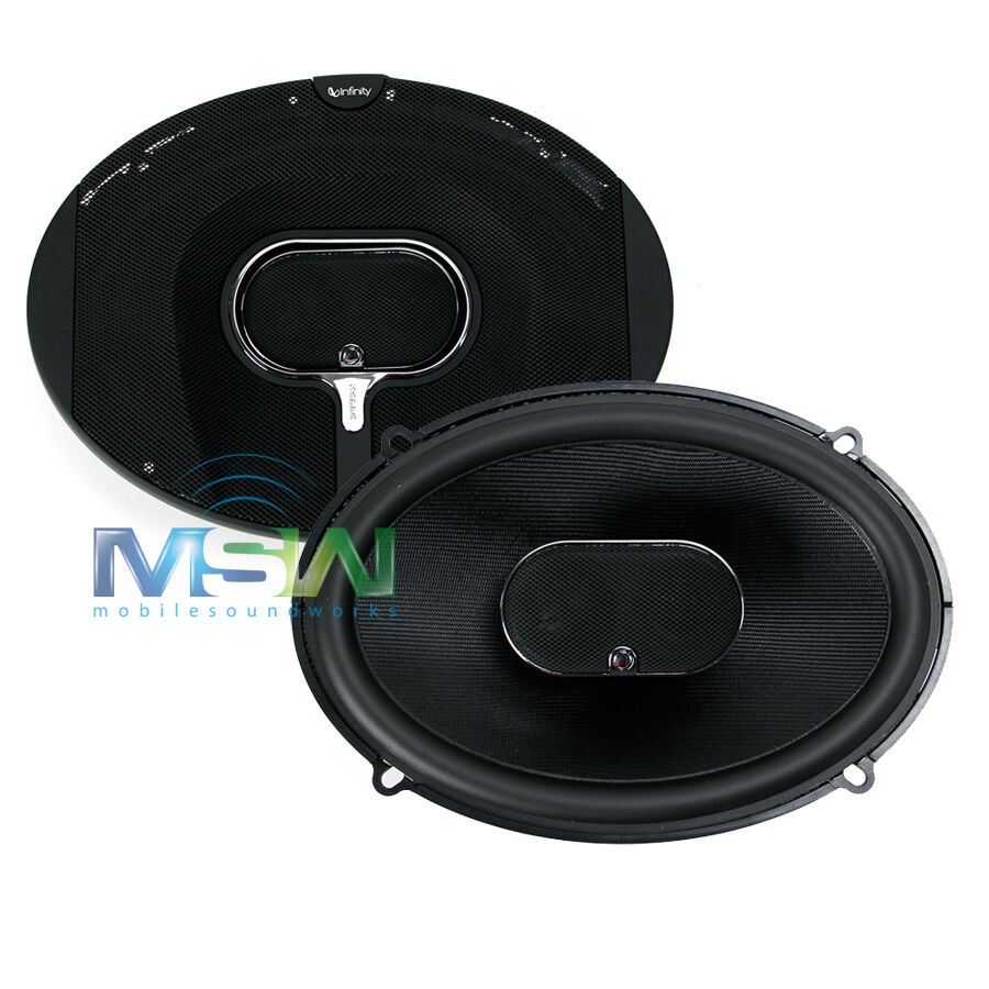 Infinity Kappa 693 11i 6 Quot X 9 Quot 3 Way Car Stereo Coaxial