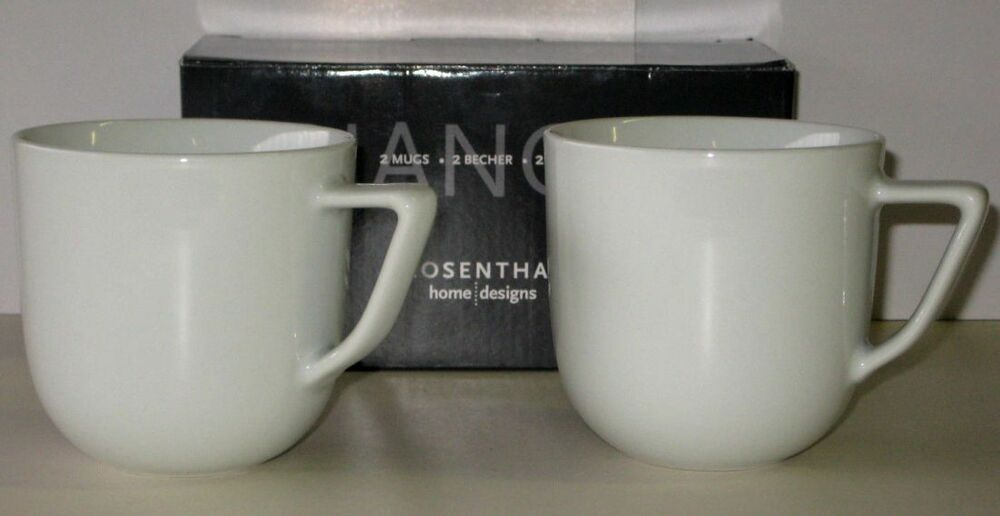 Rosenthal home designs bianchi 2er kaffeebecher mug pott for Rosenthal home designs