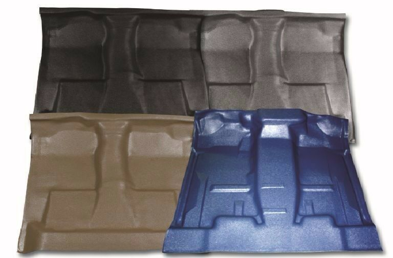 1999 2003 Ford F150 Molded Vinyl Floor Heavy Duty Rubber