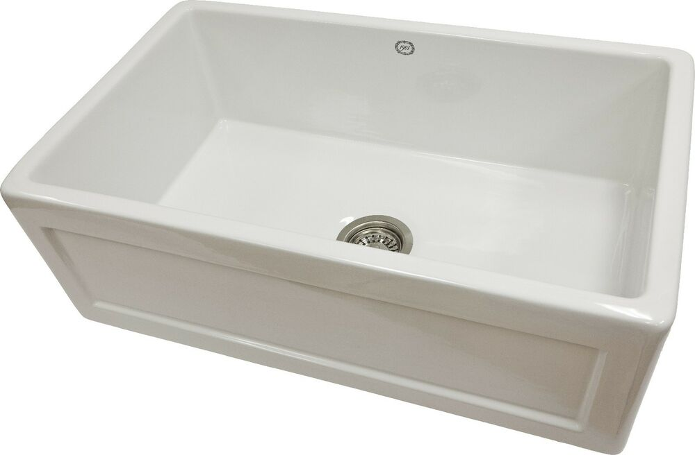 ebay sinks kitchen 1901 farmhouse sink white butler sink fireclay kitchen 3516