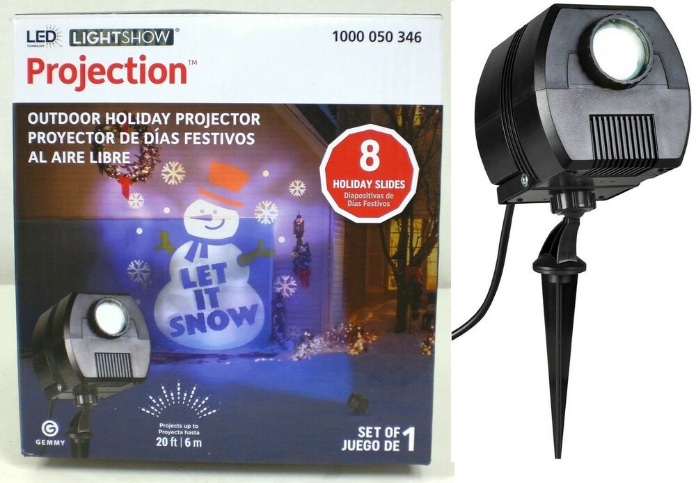 Christmas Led Light Projector