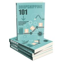 DropShipping 101- eBook, Videos and Bonuses on 1 CD
