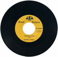 """GLORIA JONES  """"TAINTED LOVE c/w COME GO WITH ME""""  MONSTER NORTHERN SOUL  LISTEN!"""