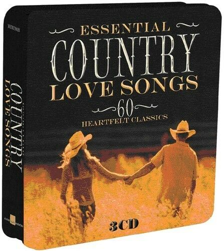 Country Love Songs / Various [New CD] UK
