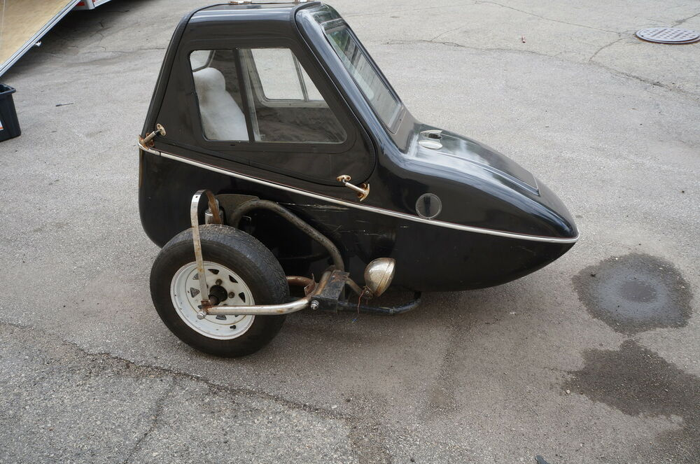 Milray Coupe Royale Sidecar Wow Rare Side Car For Moto