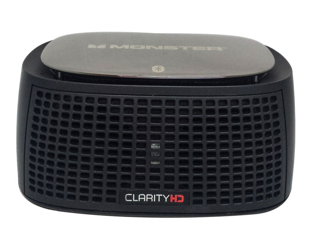 Monster Cable Clarityhd Precision Micro Bluetooth Speaker