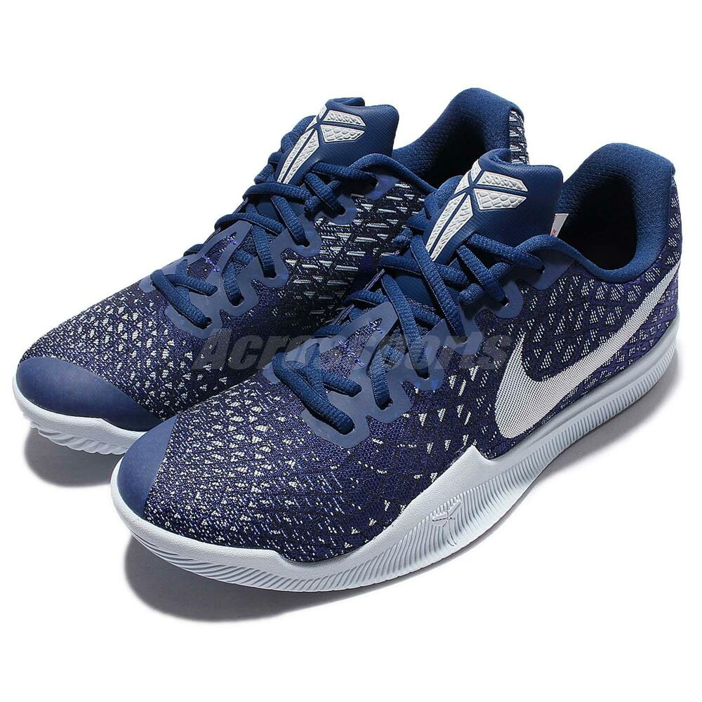 Kobe Bryant Shoes All Blue
