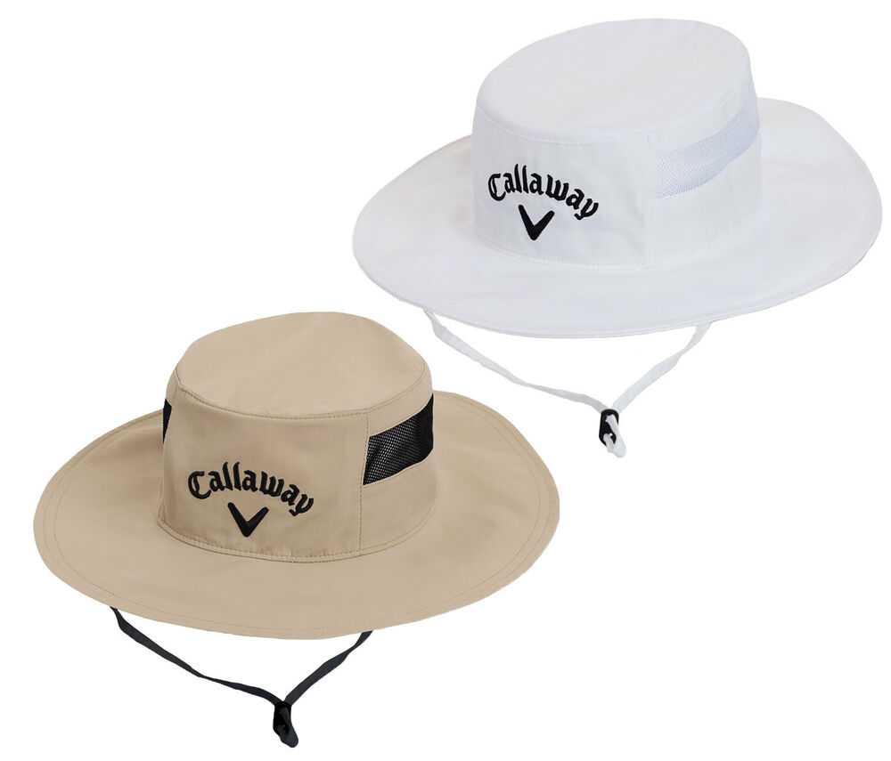79f1bc16 Callaway Golf Sun Hat 50+ UV Protection Breathable New - Choose Color &  Size!   eBay