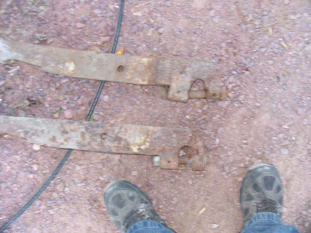 Farmall Fast Hitch To 3 Pt Conversion : International ih farmall tractor fast hitch arms to