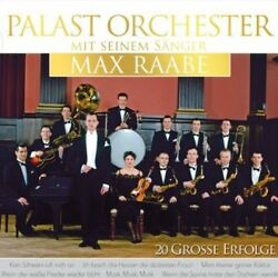 Max Raabe & Palast Orchester - 20 Grosse Erfolge [New CD] Germany - Import