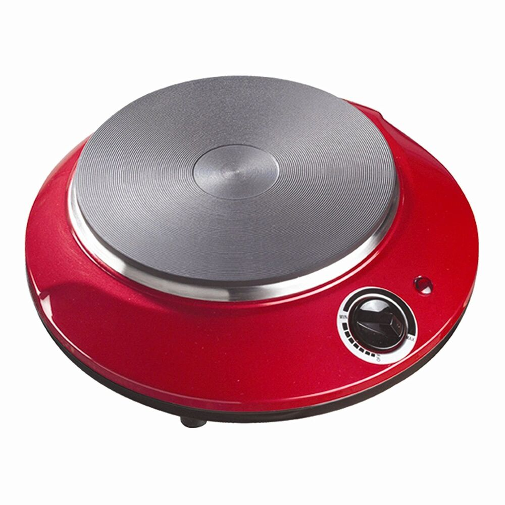 Cookinex Die Cast Iron Electric Portable Hot Plate Single