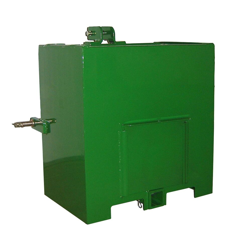Kubota Ballast Box : Titan category ballast box point fits john deere