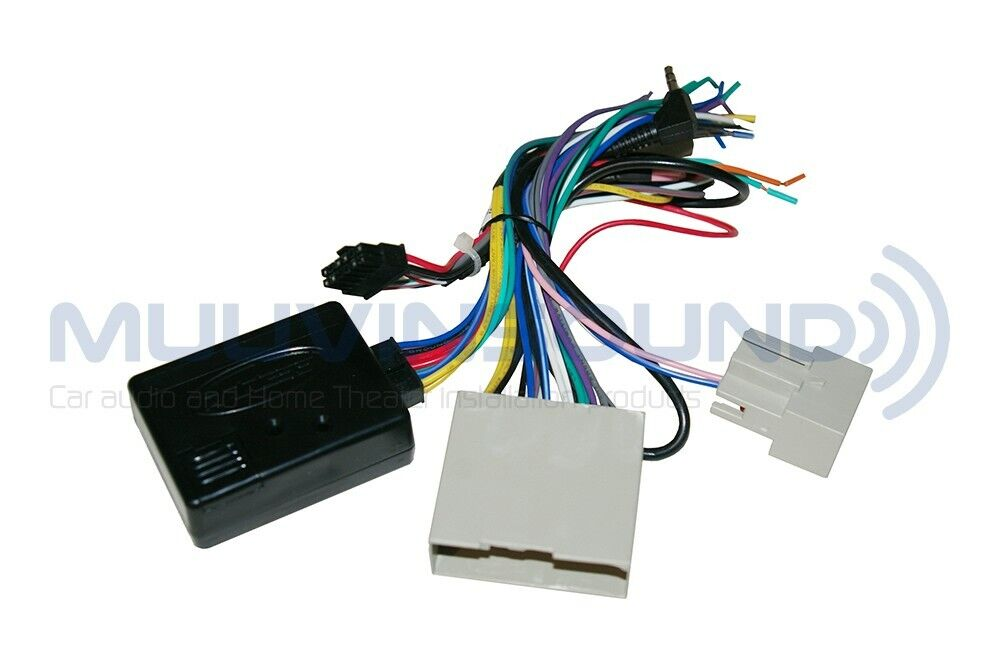 ford f 150 2013 2014 radio wire interface for aftermarket stereo installation ebay