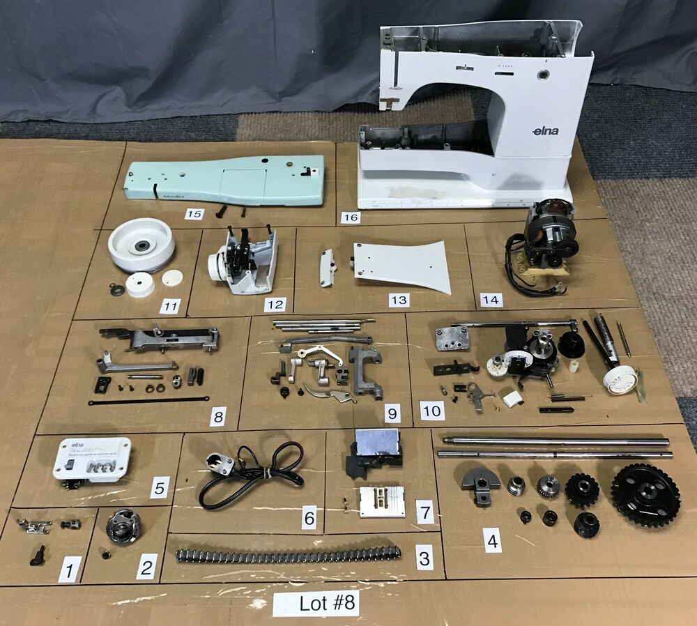 We have a very large selection of genuine and replacement Singer Sewing Machine & Serger parts available. If you can't find the Singer Part(s) you are looking for, send us an email at info@truezloadmw.ga or click here to contact truezloadmw.gaon: W Christi Dr, Dickson, , TN.