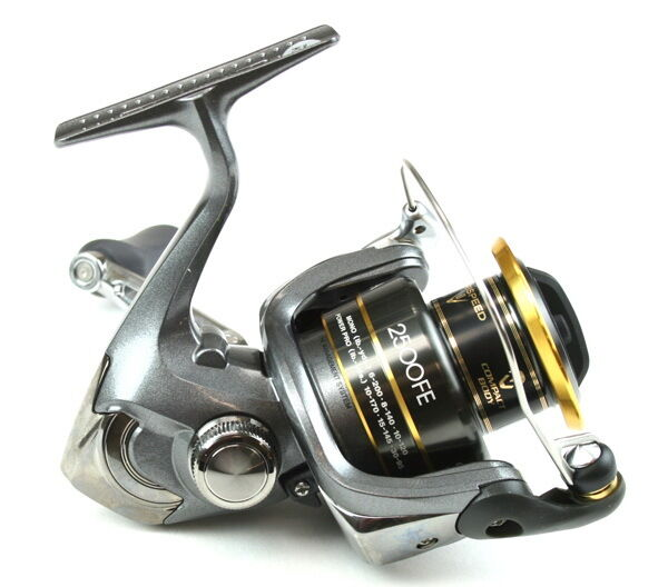 Shimano sahara 2500fe spinning fishing reel 2017 very fast for Ebay fishing reels shimano