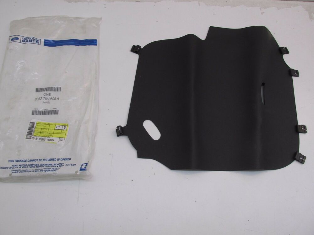 New Ford Explorer >> 2011-2017 Ford Explorer OEM 3rd Row Right Seat Back Panel ...