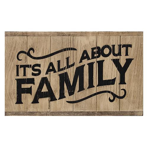 New Primitive Rustic Farmhouse Chic It S All About Family