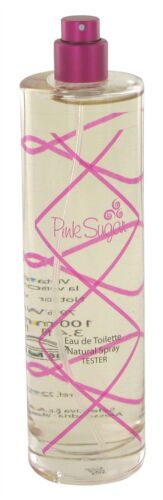 PINK SUGAR by Aquolina for women EDT 3.3 / 3.4 oz New tester