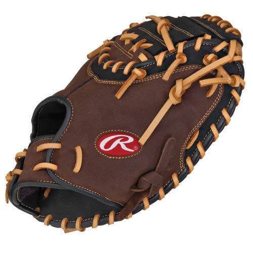 "Rawlings RCM30SB 33"" baseball catchers mitt RHT catcher's ..."