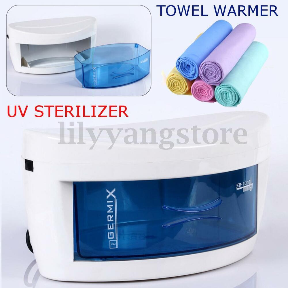 Hot towel warmer cabinet disinfection uv sterilizer spa for 3 methods of sterilization in the salon