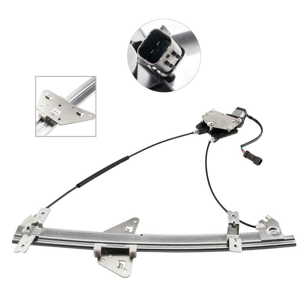 Power window regulator w motor front driver lh side for for 02 durango window regulator