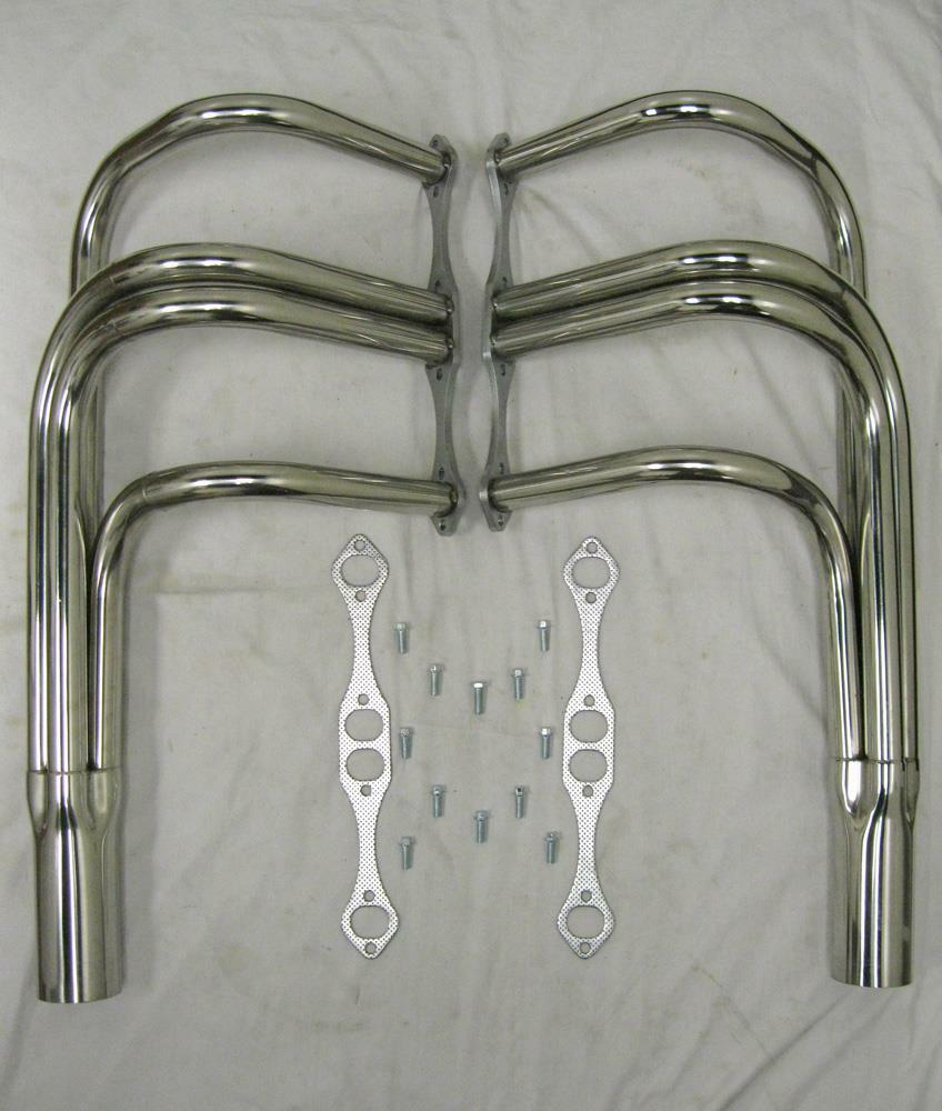 T-Bucket Roadster Small Block Chevy 327 350 400 Stainless