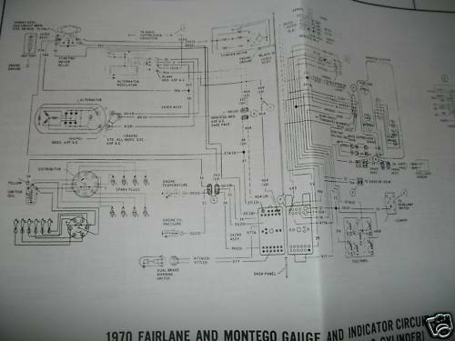 1970 ford f150 wiring diagram 1970 ford torino montego wiring diagrams manual sheets | ebay 1970 ford torino wiring diagram