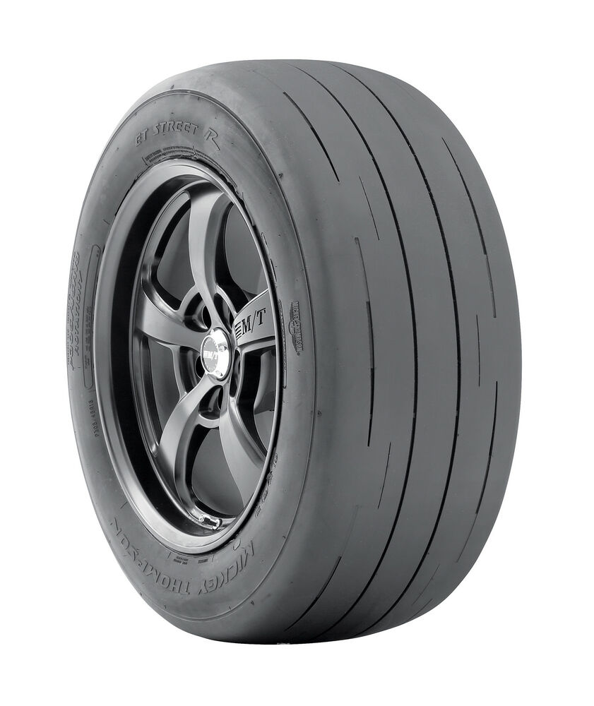 Premise 75 Vs I Maxx Pro: 295/65-15 MICKEY THOMPSON ET STREET R DRAG RADIAL TIRE MT
