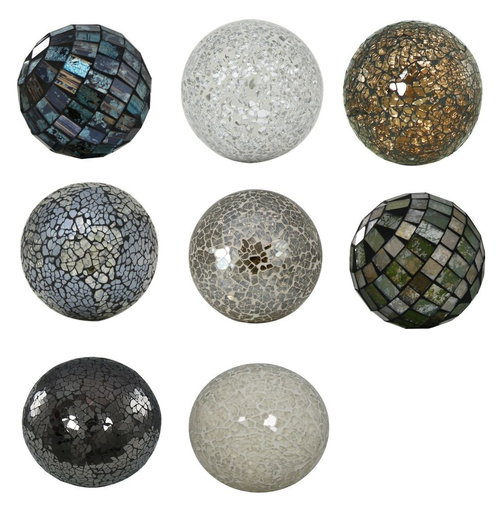 New Sparkle Mosaic Balls Mirrored Crackle Mosaic Decor Home Decorators Catalog Best Ideas of Home Decor and Design [homedecoratorscatalog.us]
