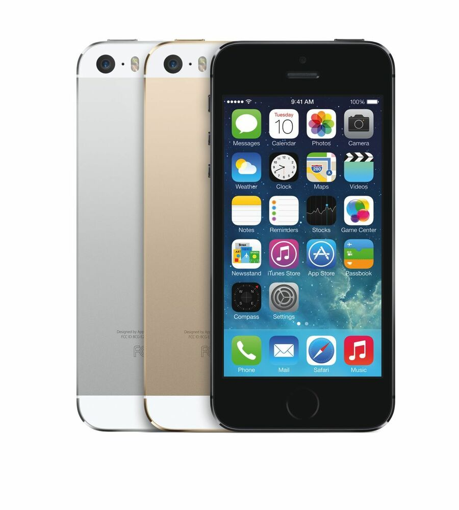 apple iphone 5s 16gb 32gb 64gb sprint verizon us cellular. Black Bedroom Furniture Sets. Home Design Ideas