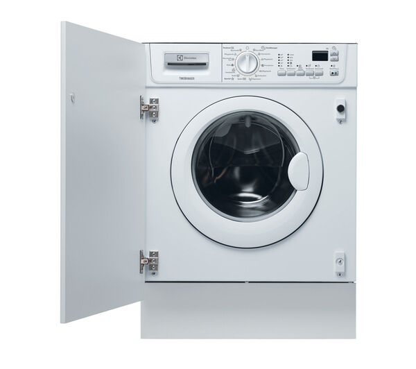 electrolux ewx147410w built in 1400 spin 7kg all in one. Black Bedroom Furniture Sets. Home Design Ideas