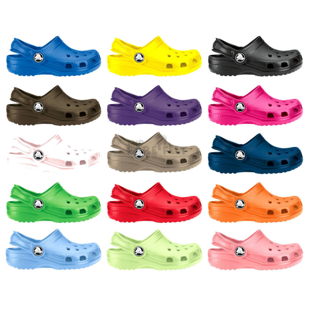 Crocs Clog Sandals Women S Shoes