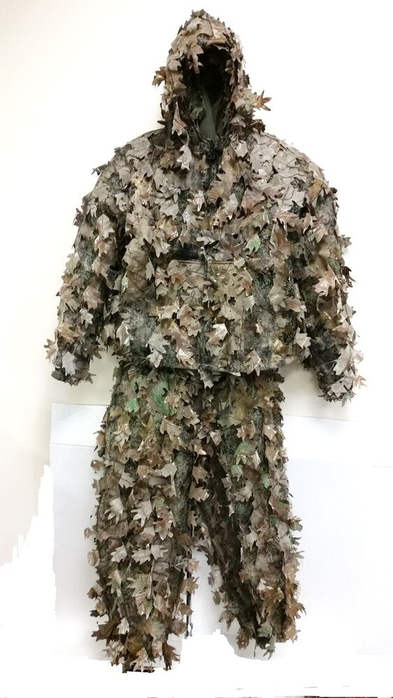 Shelter Pro 3d Leafy Bug Master Suit By Underbrush