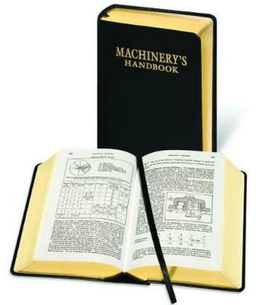 Machinery's Handbook: 1914 First Edition Replica by Henry H. Ryffel (English) Le