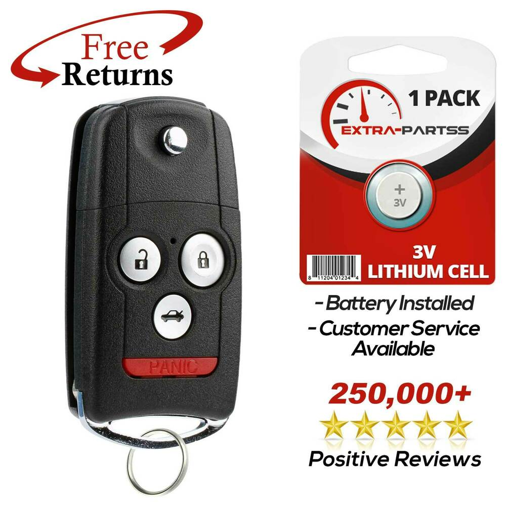 For 2009 2010 2011 2012 2013 2014 Acura TSX Remote Keyless
