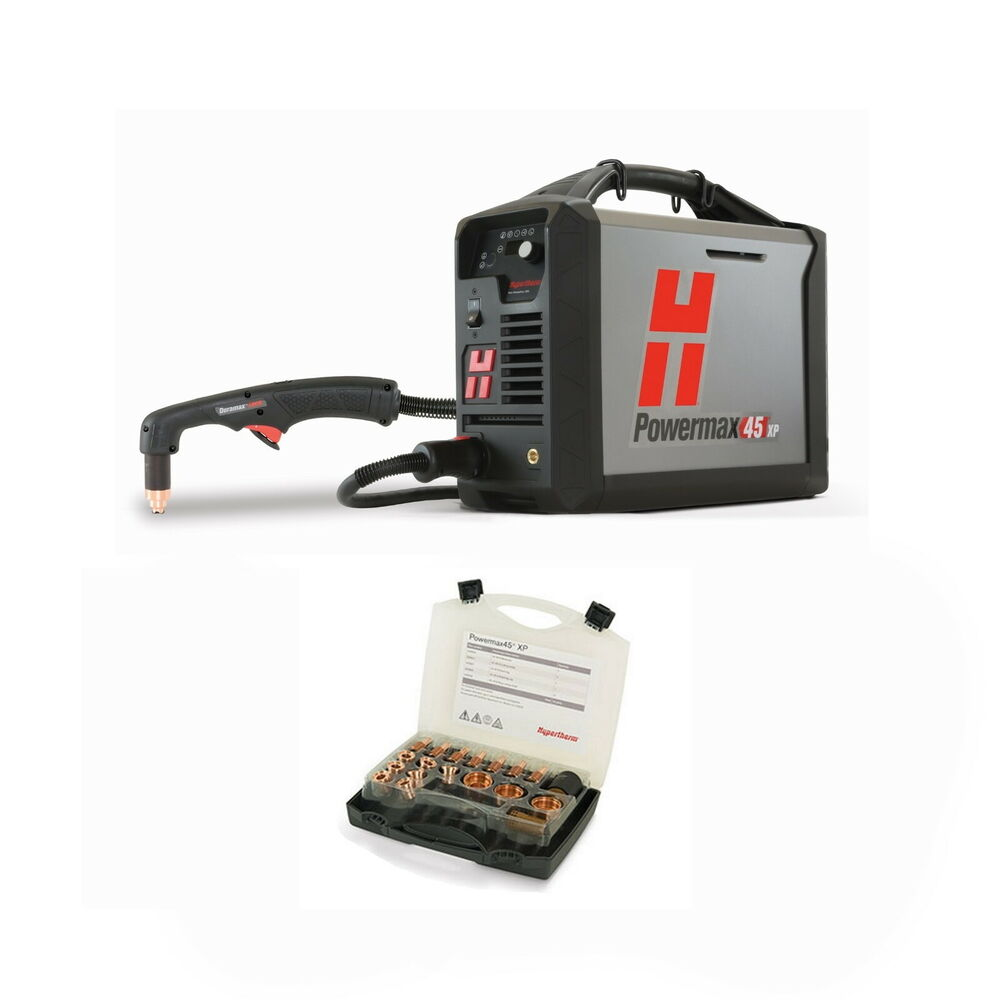 Hypertherm Powermax45 Xp Plasma Cutter With 50ft Hand