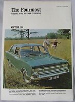 1966 Vauxhall Victor 101 Original advert
