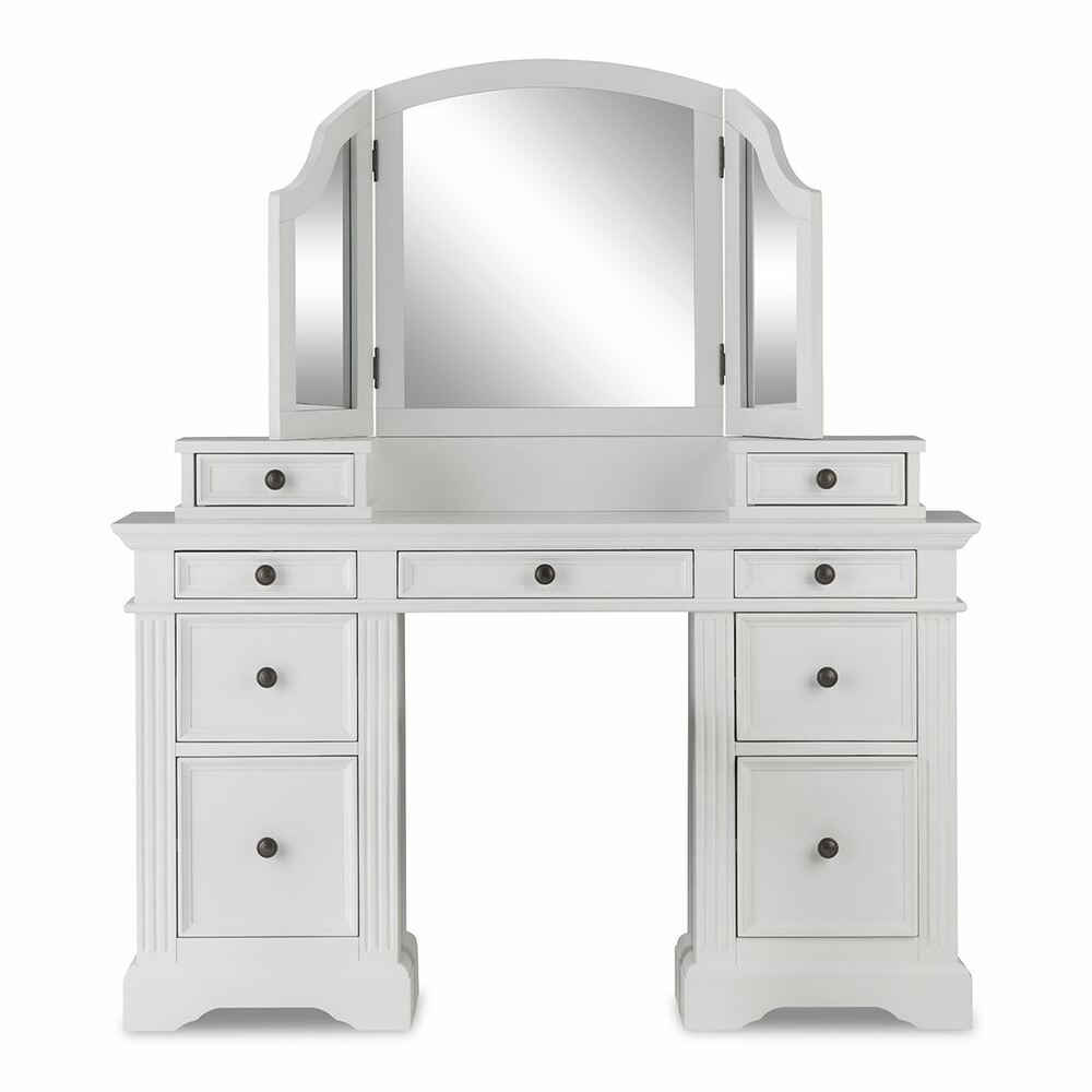 Gainsborough White Dressing Table Set Dressing Table