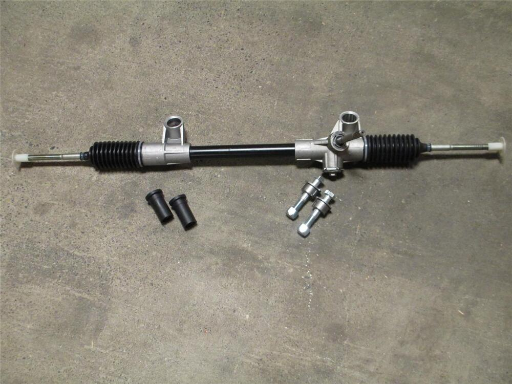 Mustang Ii Manual Steering Rack Amp Pinion With Bushings And