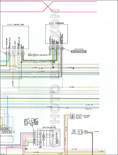 S L on 1949 ford truck wiring diagram