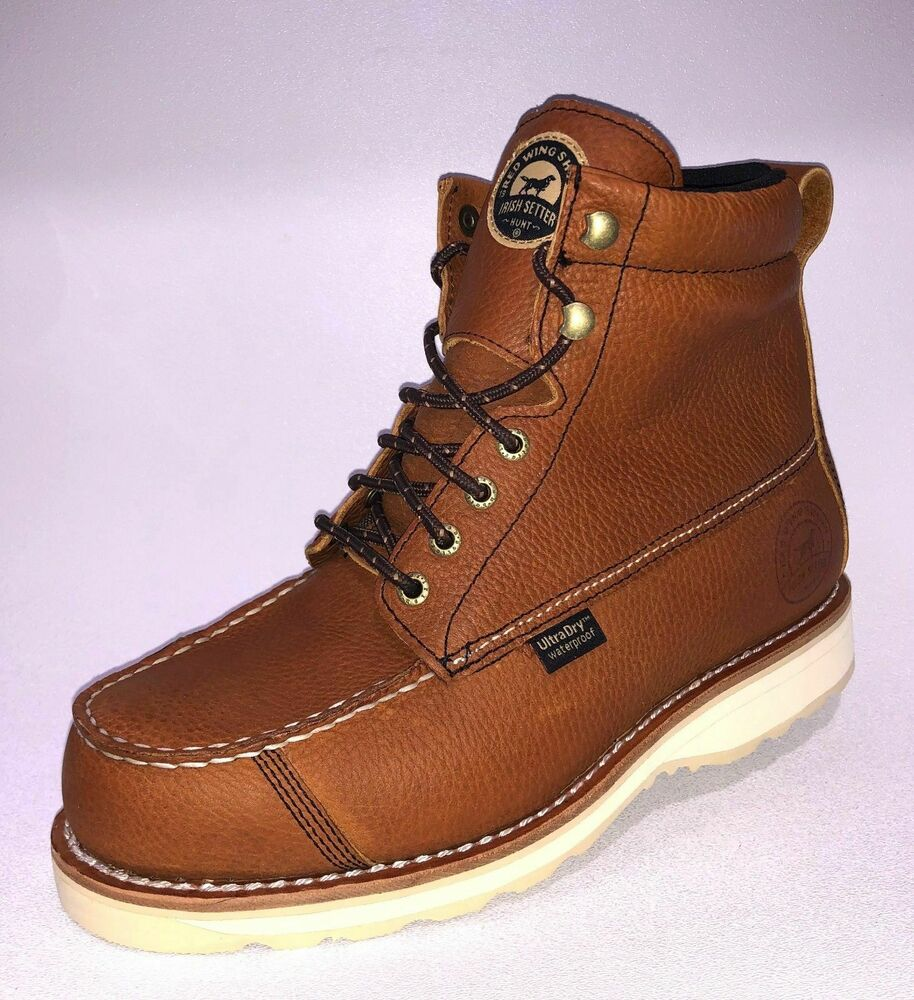 Red Wing Irish Setter 838 Wingshooter Waterproof 7 Quot Boots