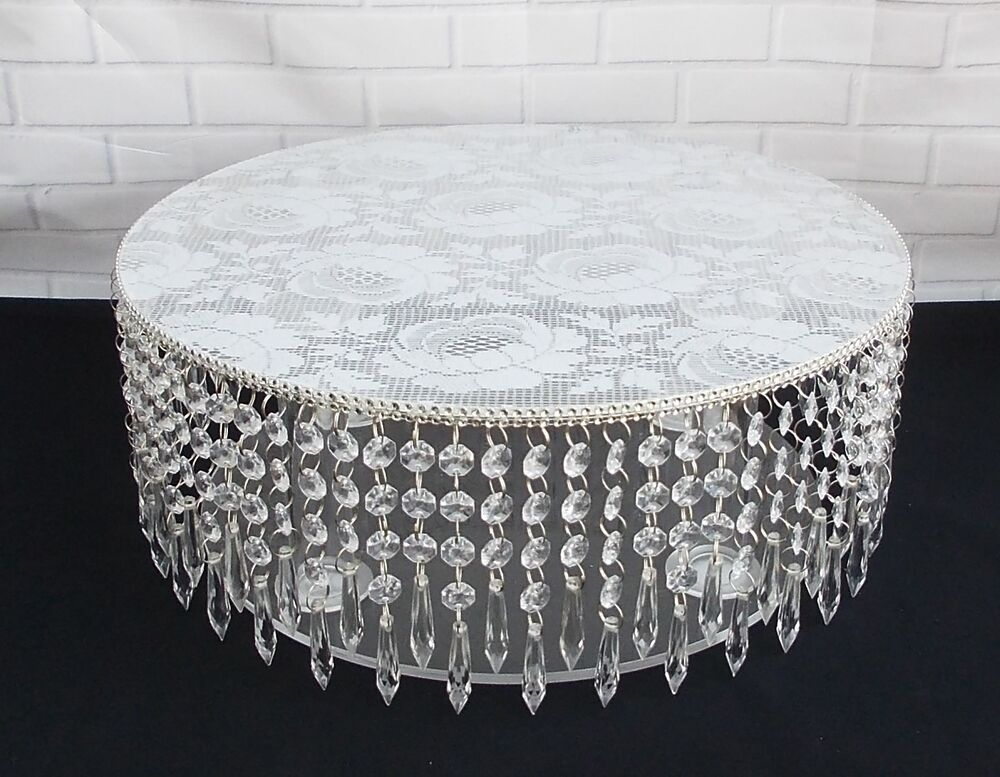 16 inch wedding cake stand uk stunning 16 inch clear acrylic wedding cake 10063