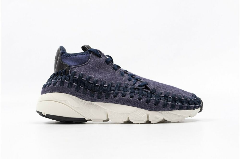 size 40 6c90b c7449 Details about NIKE FOOTSCAPE WOVEN CHUKKA SE Obsidian MENS 857874 400  160  NEW