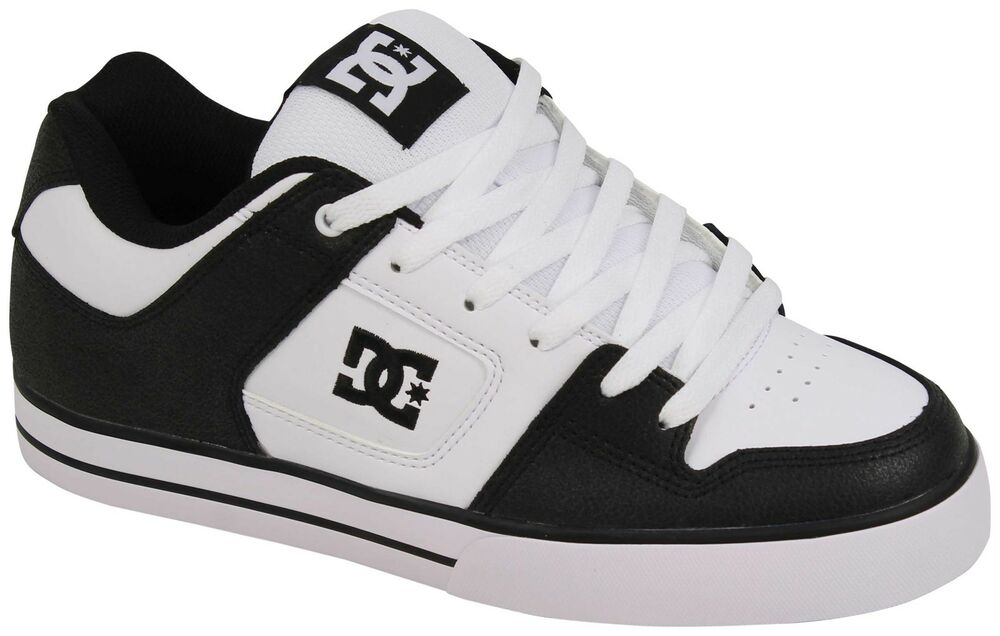 Dc Pure White Shoes