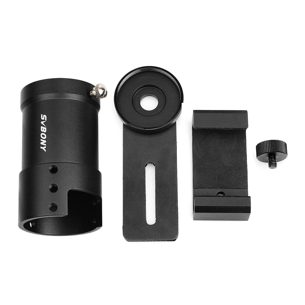 svbony rifle scope smartphone mount system adapter for