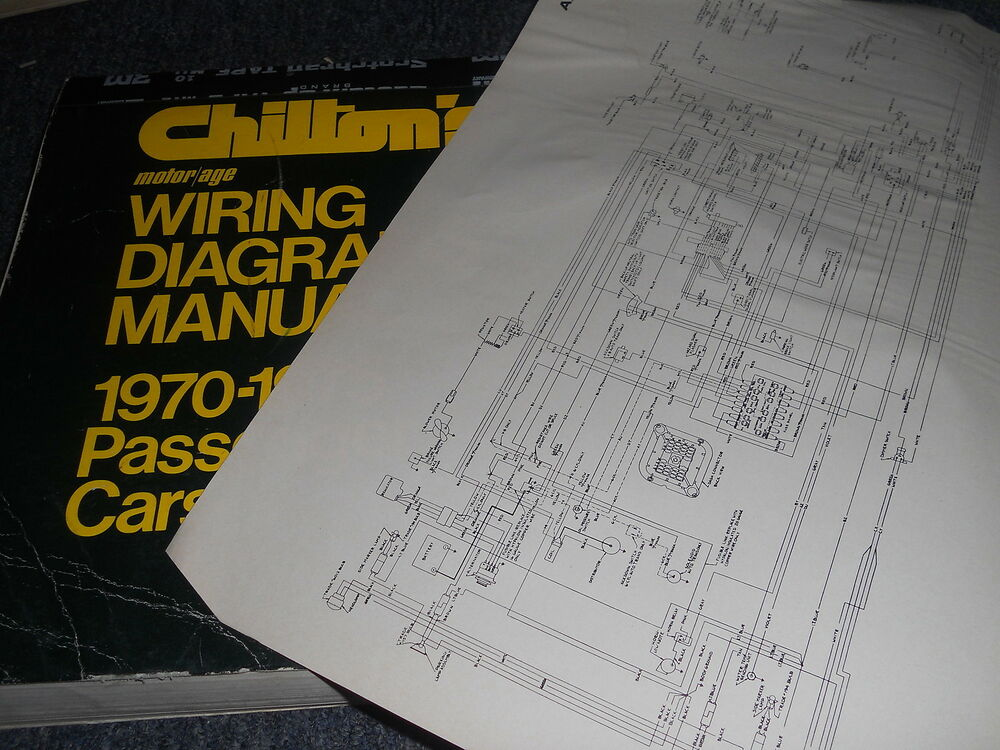 1970  U2013 1975 Mercury Cougar And Cougar Xr7 Wiring Diagrams
