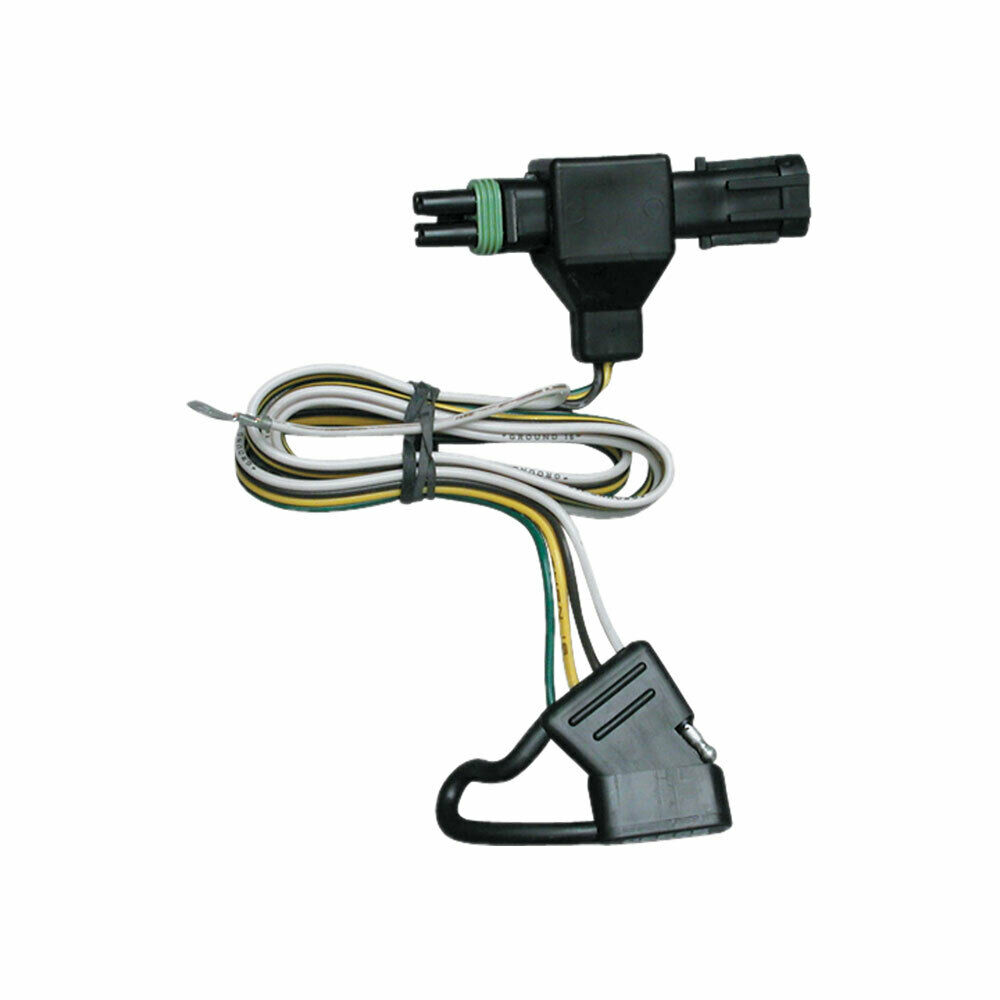 trailer wiring harness kit for 85 91 chevy gmc c k series. Black Bedroom Furniture Sets. Home Design Ideas