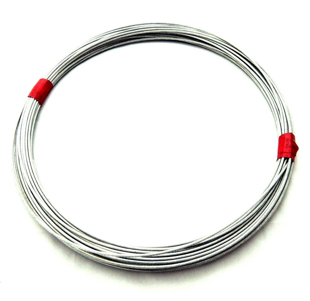 25 Metre Roll X 25mm Diameter Inner Wire For Throttle Clutch Cable Honda G300 Wiring Repairs Ebay